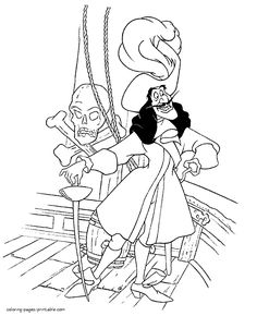 Disney Characters Coloring Pages TinkerBell