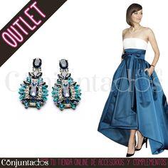 Pendientes de cristales azules Estelle ★ 7'95 € en https://www.conjuntados.com/es/outlet/pendientes-de-cristales-azules-estelle.html ★ #outlet #liquidacion #descuentos #rebajas #soldes #sales #pendientes #earrings #conjuntados #conjuntada #joyitas #lowcost #jewelry #bisutería #bijoux #accesorios #complementos #moda #invitadaperfecta #perfectguest #fashion #fashionadicct #picoftheday #outfit #estilo #style #GustosParaTodas #ParaTodosLosGustos
