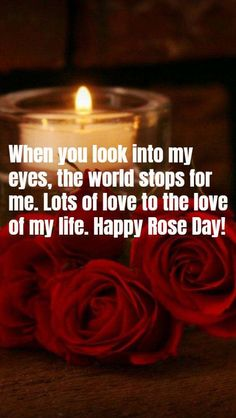 Happy Rose Day Love Quotes Wishes