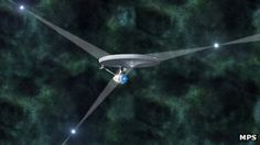 Spacecraft could one day navigate through the cosmos using a particular type of dead star as a kind of GPS.