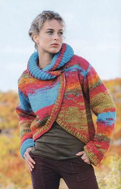 Ravelry: 0-69 Bolero in Eskimo pattern by DROPS design Free Pattern
