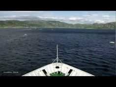 Hurtigruten Minutt for Minutt, NRK documentary made on board MS Nordnorge in June, 2011 of Hurtigruten voyage from Bergen to Kirkenes. The complete voyage in 37 minutes, original recording was 8040 minutes long.