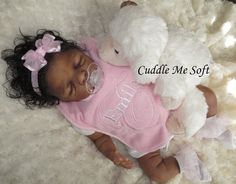 Realistic Newborn Reborn Baby Boy or Girl -  - Micro Rooted hair. OOAK Baby Reborn doll