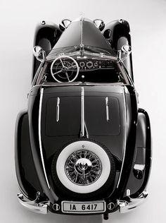 Mercedes Benz 540K Spezial Roadster