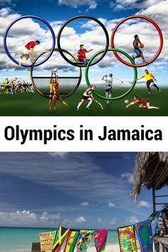 Olympics in Jamaica