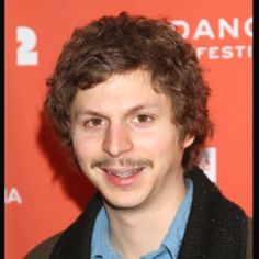 Michael Cera- can we all please just agree to pretend this mustache never happened?