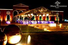 Eventos en Merida, Yucantán. Maxi Eventos en la Hacienda Hunxectaman
