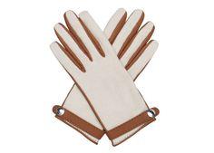 Hermes gants en polaire