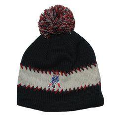Official New England Patriots ProShop - Ladies New Era Throwback Retro Loop  Knit b914cd714