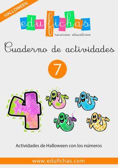 Descarga cuadernillos de actividades y ejercicios para preescolar y educación infantil gratis. Los cuadernillos recopilan las fichas educativas de la web.