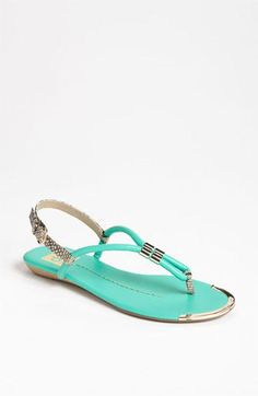 Cute colorful sandals! DV by Dolce Vita sandals.