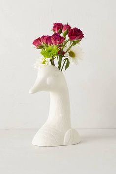 Cholet Hollow Vase. Give your mom beautiful flowers in a vase that will make her gasp with delight. I love these and will likely buy one for myself. :)