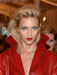 Red-Carpet Beauty: The Best Hair and Makeup Looks From the 2013 Met Gala - Anja Rubik http://primped.ninemsn.com.au/galleries/hair-galleries/red-carpet-beauty-the-best-hair-and-makeup-looks-from-the-2013-met-gala?image=33