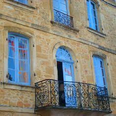 Belves village, Dordogne, France