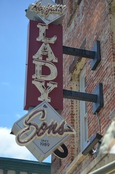 Stop by the famous Lady & Sons restaurant for good old fashioned Southern cuisine.