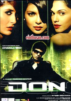 Don: The Chase Begins Again Hindi Movie Online - Shahrukh Khan, Priyanka Chopra, Arjun Rampal and Isha Gopikar. Directed by Farhan Akhtar. Music by Shankar-Ehsaan-Loy. 2006 ENGLISH SUBTITLE