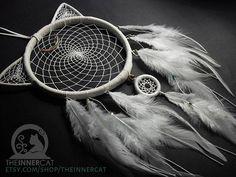 Artemis Dream Catcher by #TheInnerCat  www.etsy.com/shop/theinnercat…