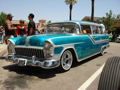 1955 Chevy Nomad Kustom Maintenance of old vehicles: the material for new cogs/casters/gears/pads could be cast polyamide which I (Cast polyamide) can produce