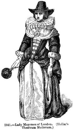 While this woodcut hails from the Victorian era, it pictures a lady obviously from earlier periods of history. However, I still hold that more steampunks need to wear neck ruffs. Bring the ruff back! #steampunk #ruff
