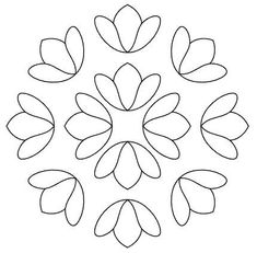 Resultado de imagen para patrones de bordado mexicano