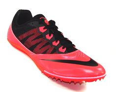 d2722be2852a Nike Rival S7 Track Spikes Sizes 11.5  amp  12 Atomic Red (Pink)