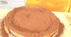 """750g vous propose la recette """"Cheesecake au chocolat"""" accompagnée de sa version vidéo pour cuisiner en compagnie de Chef Damien et Chef Christophe."""