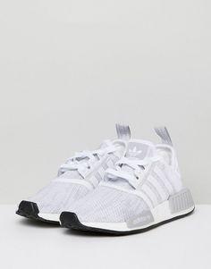 adidas Originals | adidas Originals NMD R1 Sneakers In White