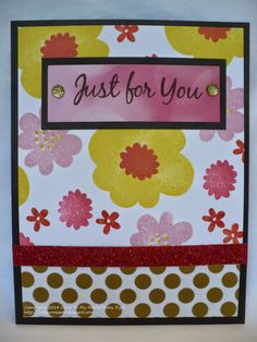 The Inky Scrapper: November Stamp of the Month Blog Hop: It's the Little Things #Brushed #tutorial #randomstamping