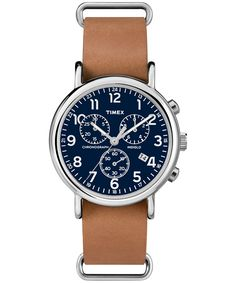 Weekender™ Chrono Oversized | Casual, Dress, and Sport Watches for Women & Men