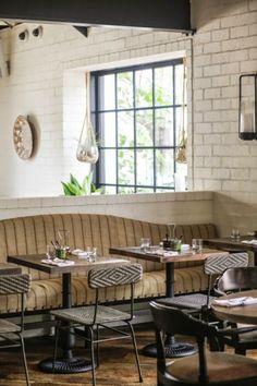 Antic&Chic. Decoración Vintage y Eco Chic: [Negocios bonitos] Un restaurante fresco, divertido y amén!
