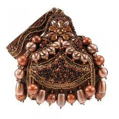 "Copper Boom ""One of a Kind"" Handbag"
