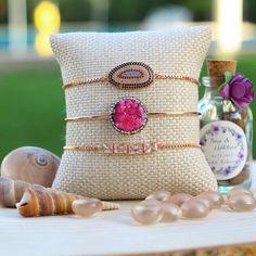 Stackable Bracelets, Dainty Bracelets, Custom Jewelry Design, Custom Design, Unique Jewelry, Bracelet Set, Reusable Tote Bags, Delicate, Throw Pillows