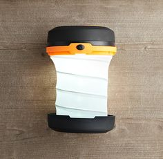 Pop-Up Flashlight Lantern | Nice to have handy for power outages and nice size for storage.