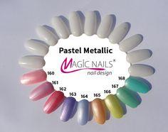 Magic Nails, Nail Designs, Metal, Jewelry, Jewlery, Bijoux, Jewerly, Nail Design, Jewelery