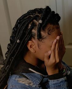 85 Box Braids Hairstyles for Black Women - Hairstyles Trends Faux Locs Hairstyles, Girls Natural Hairstyles, My Hairstyle, Black Girls Hairstyles, Party Hairstyle, Hairstyle Ideas, Pretty Hairstyles, Hair Ideas, Crochet Braids