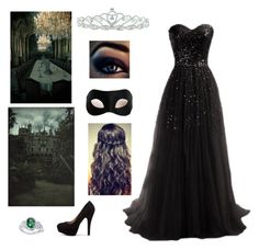 """Ignore"" by clever-witch ❤ liked on Polyvore featuring BERRICLE, Masquerade, mark. and Kate Marie"