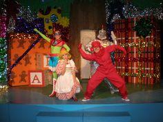 Toyrific entertainment show at Stone Mountain Christmas at Stone Mountain Park, Stone Mountain, GA