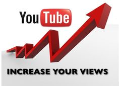 HOW TO INCREASE YOUTUBE VIEWS-3 Easy Steps