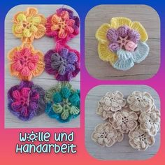 Aktiv - Handarbeit Community Aktiv, Crochet Necklace, Community, Jewelry, Handarbeit, Jewlery, Jewerly, Schmuck, Jewels
