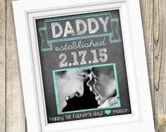 So doing this for Brandon this year! I'm so excited for this first with him and baby Lucas!