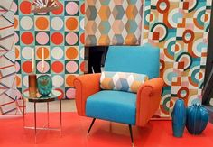 Ötvenedik, jubileumi Heimtextil 2020. Chair, Furniture, Design, Home Decor, Luxury, Decoration Home, Room Decor, Home Furnishings