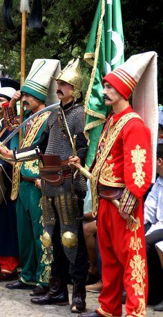 Ottoman Empire-Janissary- Turkey  Alika