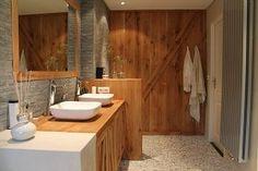 De landelijke badkamer | Eigen Huis Tuin - Badkamer | Pinterest ...