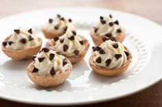 Cannoli Bites - Cooking Classy
