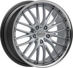 97 best rims images car wheels cool cars lamb hini BMW M3 GTR Speedometer hyper silver polished inox lip inovit haste alloy wheels vw bmw car