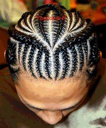 Cool Cornrow Designs Boys And Criss Cross On Pinterest Hairstyles For Men Maxibearus