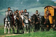 King Arthur - Publicity still of Clive Owen, Ioan Gruffudd, Mads Mikkelsen, Ray Stevenson, Ray Winstone & Hugh Dancy. The image measures 3000 * 2021 pixels and was added on 25 July King Arthur Movie 2004, Ioan Gruffudd, Ray Stevenson, Captive Prince, Clive Owen, Merlin And Arthur, Period Movies, Hugh Dancy, Mads Mikkelsen