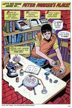 themarvelwayoflife:  The Best Of Spidey Super Stories (1978)....