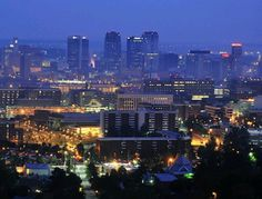 That's one hell of a college campus! Love UAB! I'm proud to be a Blazer.