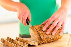 Frascos con mezclas de pan para regalar. 3 recetas para hacer mezclas de pan listas para cocinar. Preparación de mezclas de panes caseros